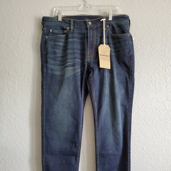 Abercrombie & Fitch Other - Abercrombie Langdon Slim 36 32 New with Tags